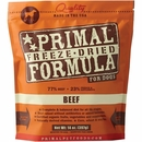 Primal Freeze Dried Beef Dog Food (14 oz)