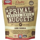 Primal Freeze Dried Lamb Dog Food (14 oz)