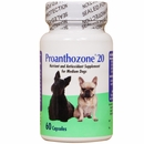 Proanthozone 20mg for Medium Size Dogs 60 Caps