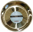 """ProSelect Stainless Steel Pet Dish Dura-Weight (1 Qt Width=6"""")"""
