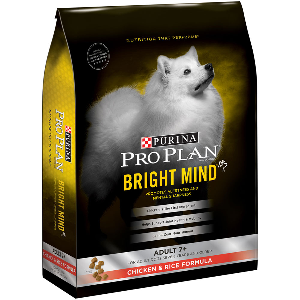 Purina Pro Plan Bright Mind Dog Food Reviews