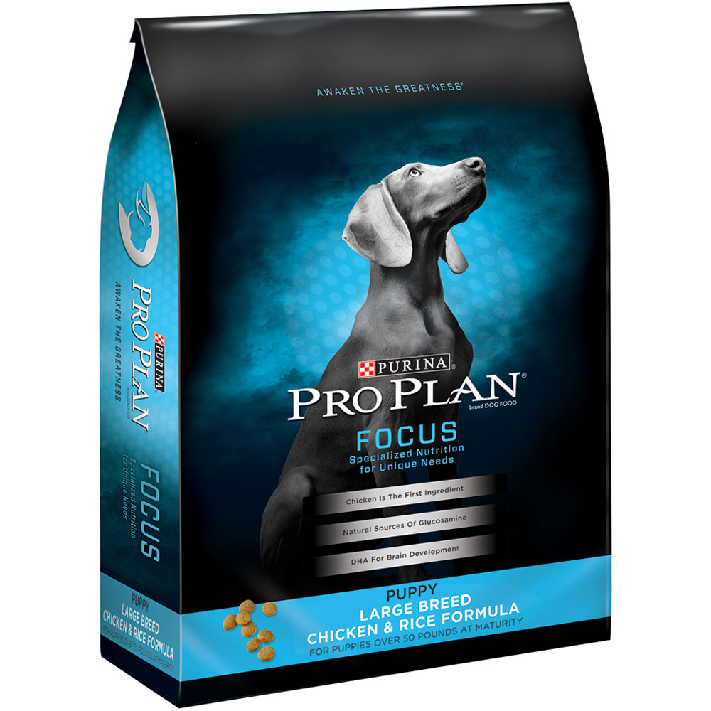 Purina Pro Plan Large Breed Dog Food Reviews