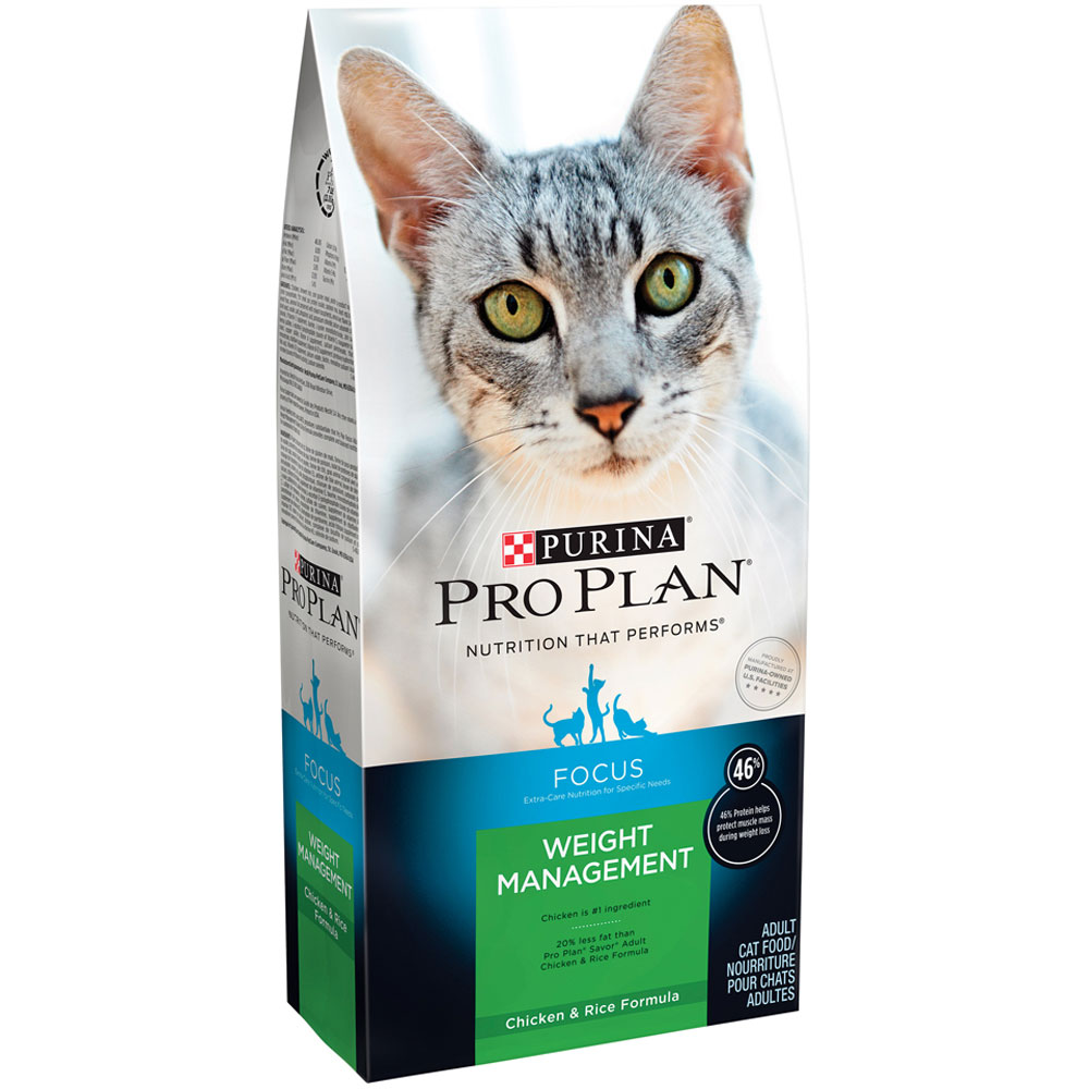 Purina Pro Plan Focus Weight Management Dry Adult Cat