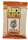 Quick Bath Wipes