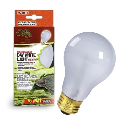 R-Zilla Incandescent Day White Light Bulb (75 watt)