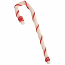 Ranch Rewards Holiday Rawhide Candy Canes - 5In (12 Pack)