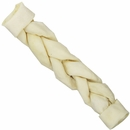 "Rawhide Brand Natural Braided Rawhide Roll - 9""x1"" (3 pack)"