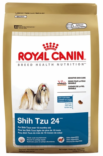 royal canin breed health nutrition shih tzu 10 lb. Black Bedroom Furniture Sets. Home Design Ideas