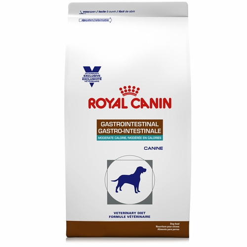royal canin canine gastrointestinal moderate calorie dry. Black Bedroom Furniture Sets. Home Design Ideas