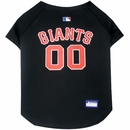 San Francisco Giants Dog Jersey - XSmall