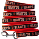 San Francisco Giants Dog Leash - Ribbon