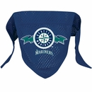 Seattle Mariners Dog Bandanas