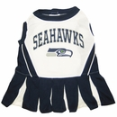 Seattle Seahawks Cheerleader Dog Dresses