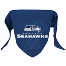 Seattle Seahawks Dog Bandanas