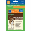SENTRY HC WormX Plus 7 Way De-Wormer - Puppies & Small Dogs 6-25 lbs (2 count)