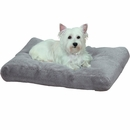 Slumber Pet ThermaPet Burrow Bed Grey - Medium