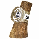 Spizzles Elk Antler Dog Chew - Center Cut (XLarge)