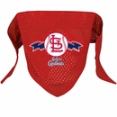 St. Louis Cardinals Dog Bandana