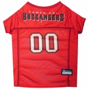 Tampa Bay Buccaneers Dog Jersey - Large