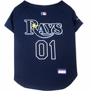 Tampa Bay Rays Dog Jerseys
