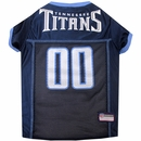 Tennessee Titans Dog Jerseys