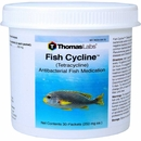 Thomas Labs Fish Cycline 250mg - Tetracycline Powder (30 packets)