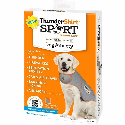 Thundershirt Sport Dog Anxiety Solution Medium