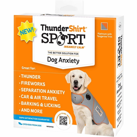 Thundershirt Sport Dog Anxiety Solution - XXSmall