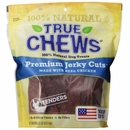 True Chews Premium Jerky Cuts - Chicken Tenders (22 oz)