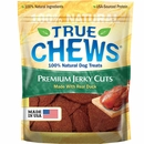 True Chews Premium Jerky Cuts - Duck Tenders (22 oz)
