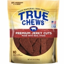 True Chews Premium Jerky Cuts - Made with real Steak (20 oz)