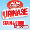 URINASE Stain & Odor Remover Ultra Enzyme