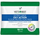 """Vet's Best Extra Large OXY ACTION Floor Protection Pads 26"""" x 30"""" (10 pads)"""