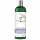 Vet�s Best Hypo-Allergenic Shampoo For Dogs w/ Sensitive Skin (16 fl oz)