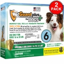 VetGuard Plus for Medium Dogs - 12 Month Supply (16-33 lbs)
