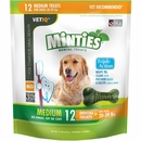 VetIQ Minties Dental Treats - Medium 12 oz (12 count)