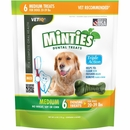 VetIQ Minties Dental Treats - Medium 6 oz (6 count)