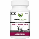VetriScience Renal Essentials Canine Formula (60 Chewable Tablets)