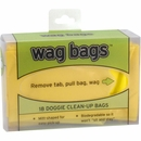 Wag Bags Doggie Clean-up Bags - 18 count