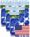 Wag Bags Refill BLUE - UNSCENTED 6-PACK (720 Bags)
