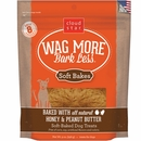 Wag More Bark Less Soft-Baked Dog Treats - Honey & Peanut Butter (9 oz)