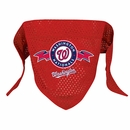 Washington Nationals Dog Bandanas