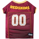 Washington Redskins Dog Jerseys