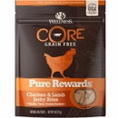 Wellness Core Pure Rewards -  Chicken & Lamb Jerky Bites (4 oz)