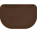 "Wellness Rounded PetMat - Brown Bark (Small 27""x18"")"