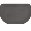 "Wellness Rounded PetMat - Gray Cloud (Large 45""x30"")"