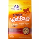 Wellness WellBars Dog Treats - Yogurt, Apples and Banana (45 oz)