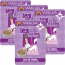 Weruva Cats in the Kitchen Pouch-Love Me Tender Box 4-PACK (12 oz)