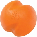 West Paw Jive Tough Dog Chew Toy - Tangerine (Large)