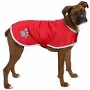 Zack & Zoey Classic Nor'Easter Jacket Red - XSmall